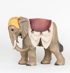 Elefant seitlich Nr. 36